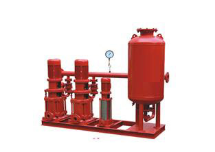 XS系列消防变频给水设备