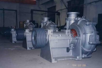 ZJ、ZJL系列渣浆泵