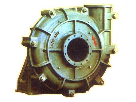 ZGB(P)系列渣浆泵